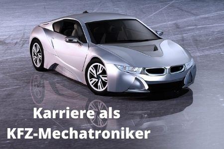 Karriere als KFZ-Mechatroniker