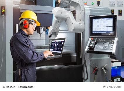 CNC-Fachkraft - Karriere Weiterbildung uvm