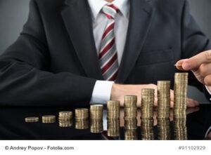 Gehalt steigern - Einkommen verbessern.