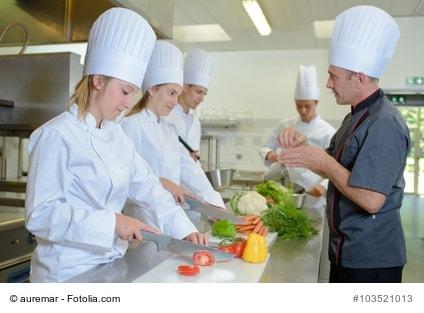 Karriere als Koch - Weiterbildung bringt dich weiter