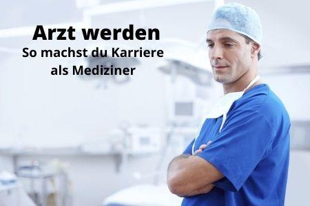 Karriere als Mediziner - Arzt werden