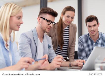 Karriere als Industriekauffrau bzw. Industriekaufmann