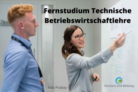 Fernstudium Technische Betriebswirtschaftlehre