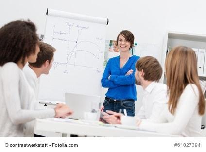 Mitarbeiter gewinnen und ans Unternehmen binden
